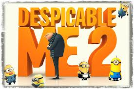 Lyrics to Despicable Me 2 songs