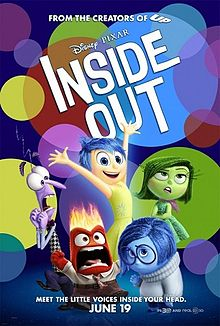 Lyrics to the song from Inside Out movie 2015